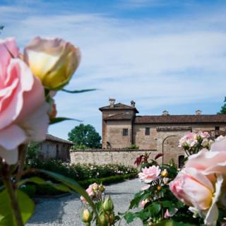 Courtesy of Antica Corte Pallavicina, Antica Corte Pallavicina is home to a hotel, Michelin-starred restaurant, winery, and full-fledged farm.